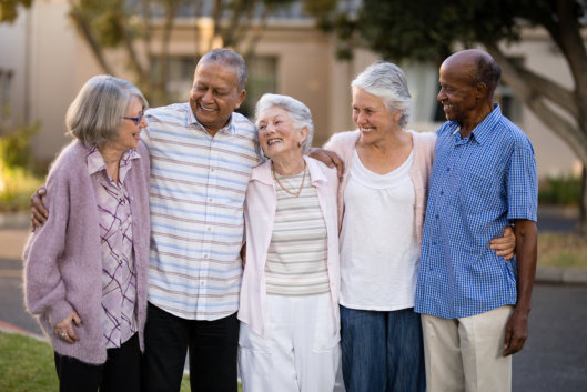 Promote a Sense of Purpose for Senior Adults