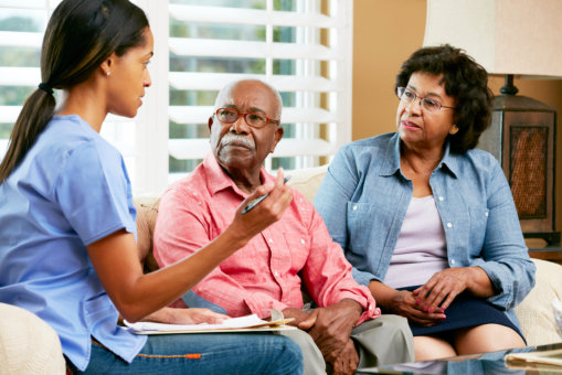 Choosing Between a Nursing Home and Home Care Service