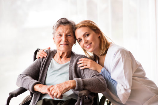 Why Choose Home Health Care for Your Elderly Loved One?